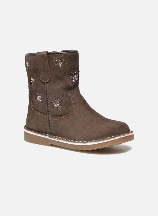 Botines  I Love Shoes KETMIES Leather Marrón vista de detalle / par