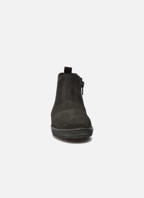 Boots en enkellaarsjes I Love Shoes KENTIAS Leather Zwart model