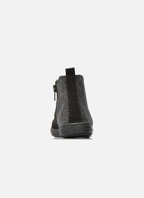 Boots en enkellaarsjes I Love Shoes KENTIAS Leather Zwart rechts