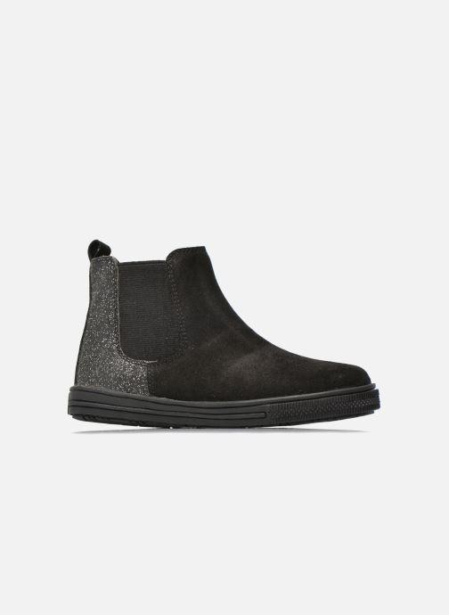 Boots en enkellaarsjes I Love Shoes KENTIAS Leather Zwart achterkant