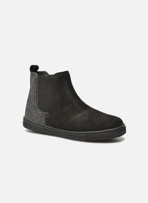 Boots en enkellaarsjes I Love Shoes KENTIAS Leather Zwart detail