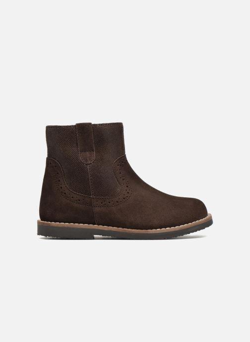 Bottines et boots I Love Shoes KEFFOIS Leather Marron vue derrière