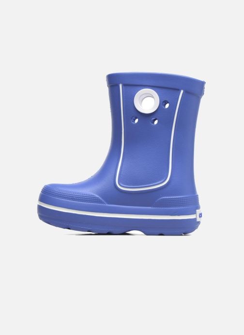 Stivali Crocs Crocband Jaunt Kids Azzurro immagine frontale