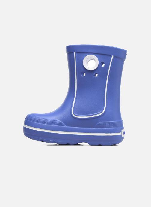 Botas Crocs Crocband Jaunt Kids Azul vista de frente