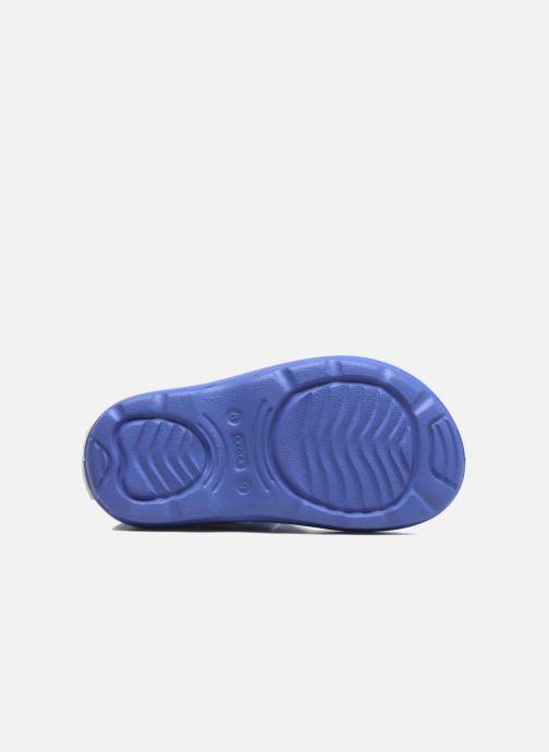 Stivali Crocs Crocband Jaunt Kids Azzurro immagine dall'alto
