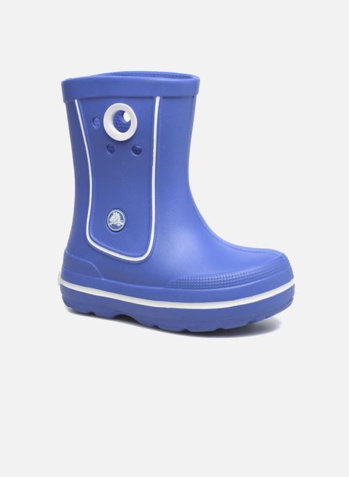 Botas Crocs Crocband Jaunt Kids Azul vista de detalle / par