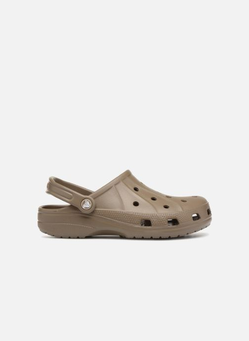 Mules & clogs Crocs Ralen Clog Brown back view