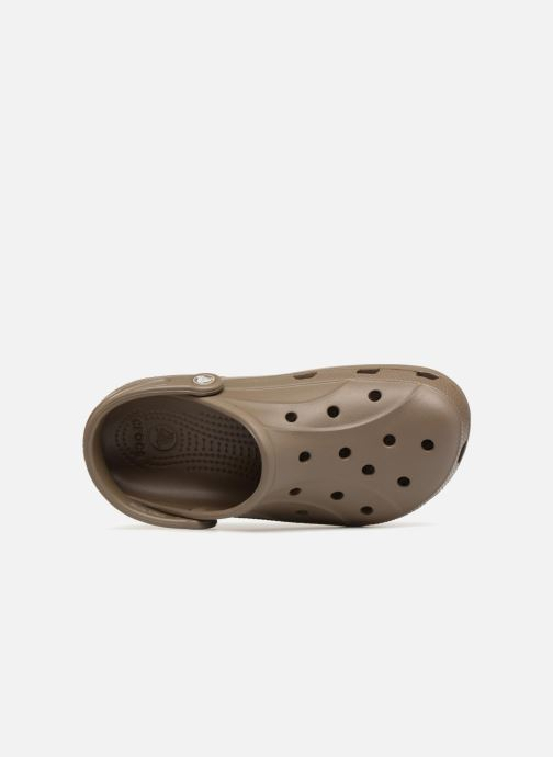 Mules & clogs Crocs Ralen Clog Brown view from the left