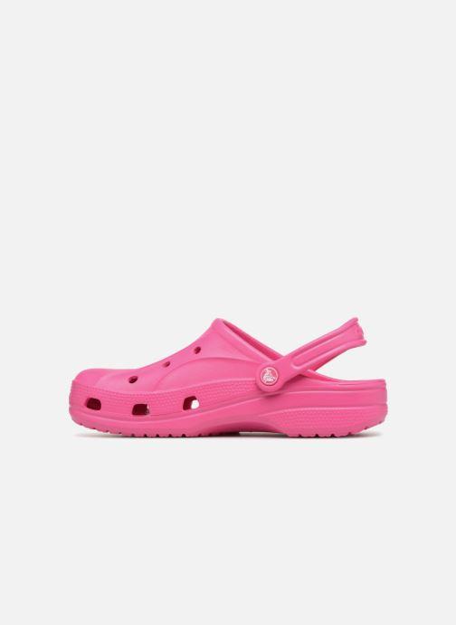 Wedges Crocs Ralen Clog Roze voorkant