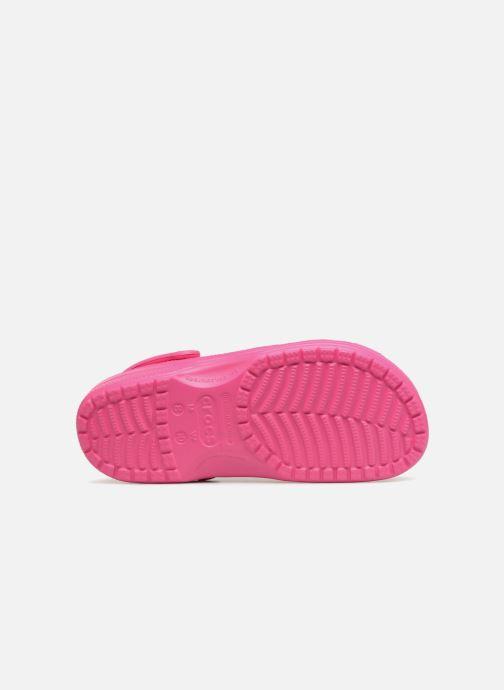 Wedges Crocs Ralen Clog Roze boven