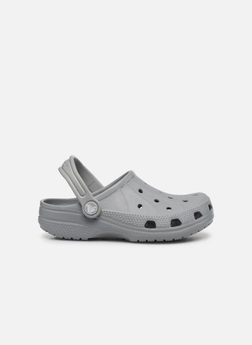 Sandales et nu-pieds Crocs Ralen Clog K Gris vue derrière