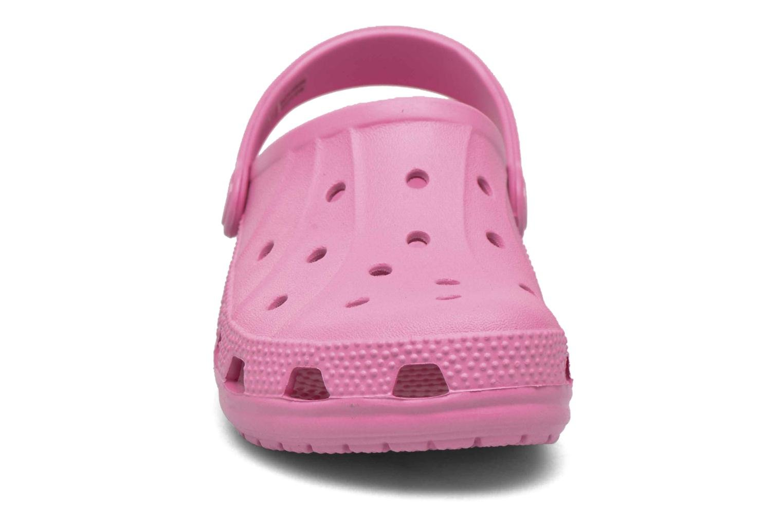 Sandales et nu-pieds Crocs Ralen Clog K Rose vue portées chaussures