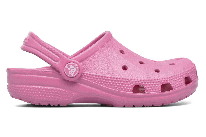 Sandales et nu-pieds Crocs Ralen Clog K Rose vue derrière