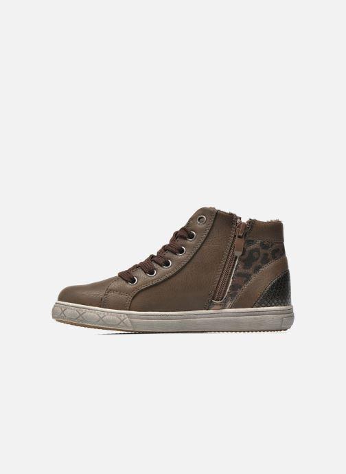 Sneakers I Love Shoes SIRQUE Bruin voorkant
