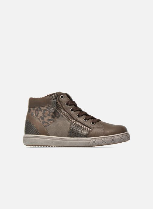 Sneakers I Love Shoes SIRQUE Bruin achterkant