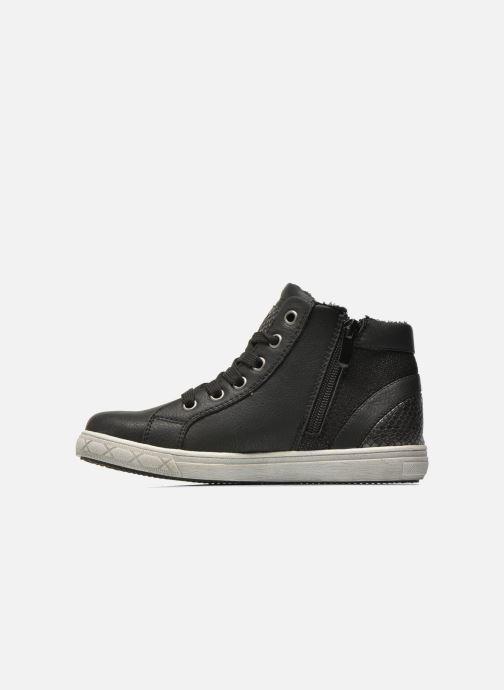 Baskets I Love Shoes SIRQUE Noir vue face