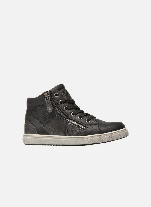 Baskets I Love Shoes SIRQUE Noir vue derrière