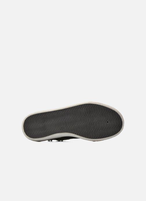 Baskets I Love Shoes SIRQUE Noir vue haut