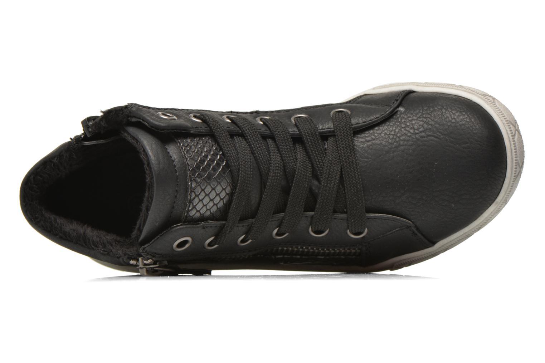 Baskets I Love Shoes SIRQUE Noir vue gauche