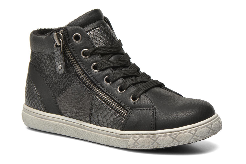 Baskets I Love Shoes SIRQUE Noir vue détail/paire