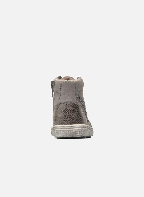 Sneakers I Love Shoes SIRER Grijs rechts