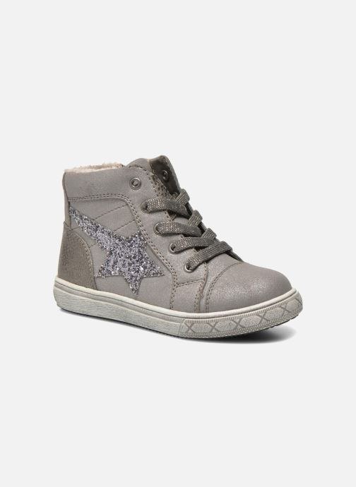 Baskets I Love Shoes SIRER Gris vue détail/paire