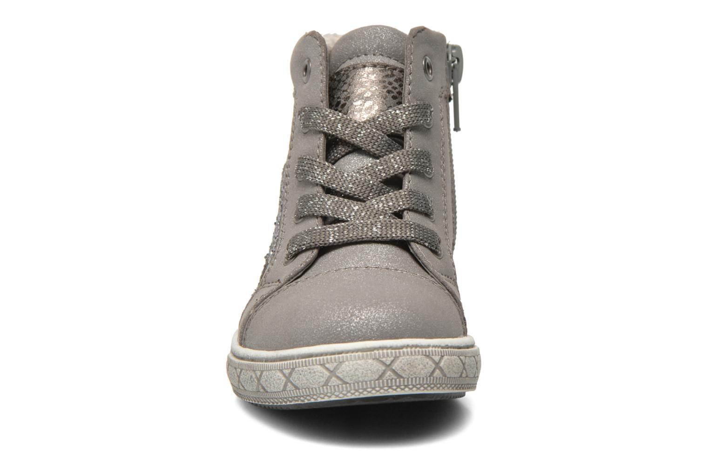 Baskets I Love Shoes SIRER Gris vue portées chaussures