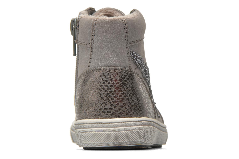 Baskets I Love Shoes SIRER Gris vue droite