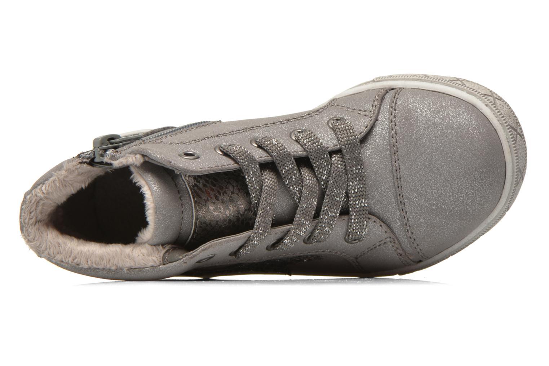 Baskets I Love Shoes SIRER Gris vue gauche