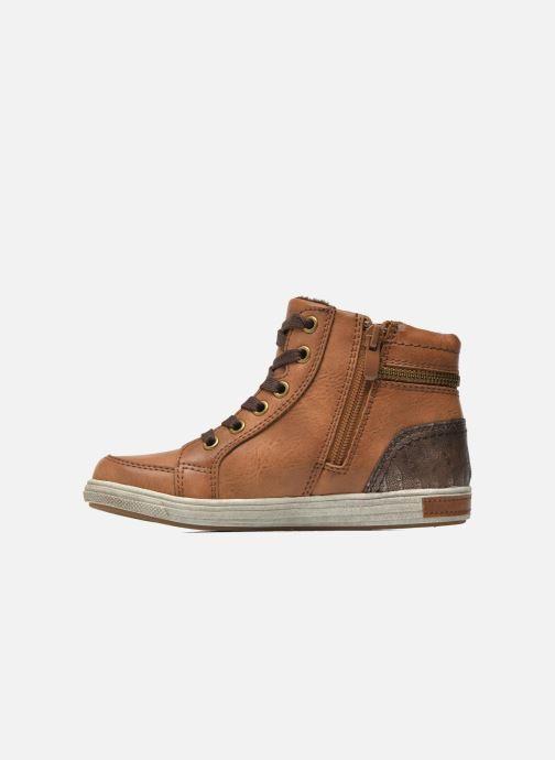 Deportivas I Love Shoes SUSKAT Marrón vista de frente