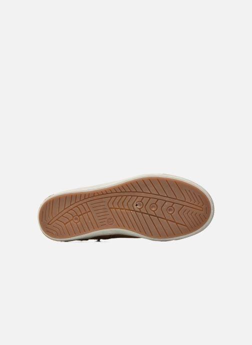 Deportivas I Love Shoes SUSKAT Marrón vista de arriba