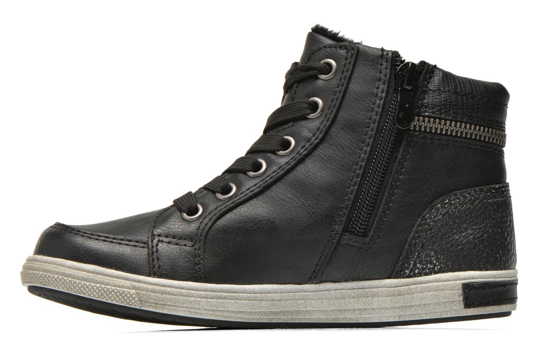 Baskets I Love Shoes SUSKAT Noir vue face
