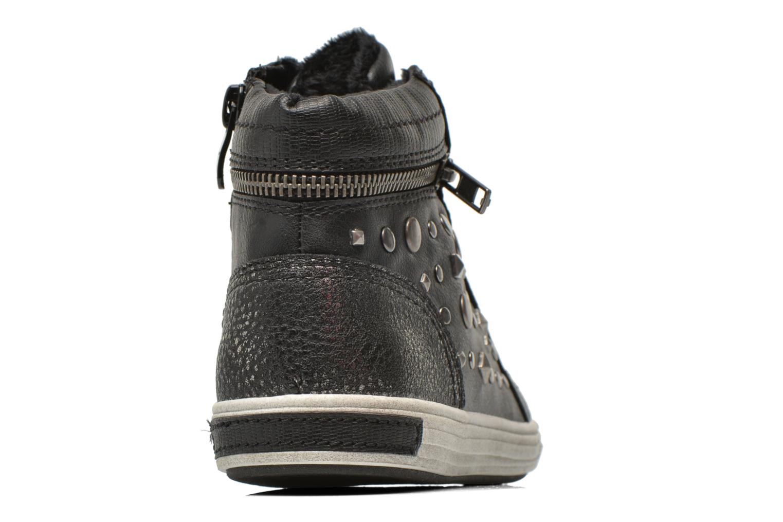 Baskets I Love Shoes SUSKAT Noir vue droite