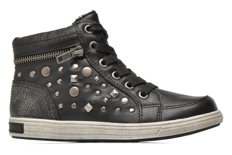 Baskets I Love Shoes SUSKAT Noir vue derrière
