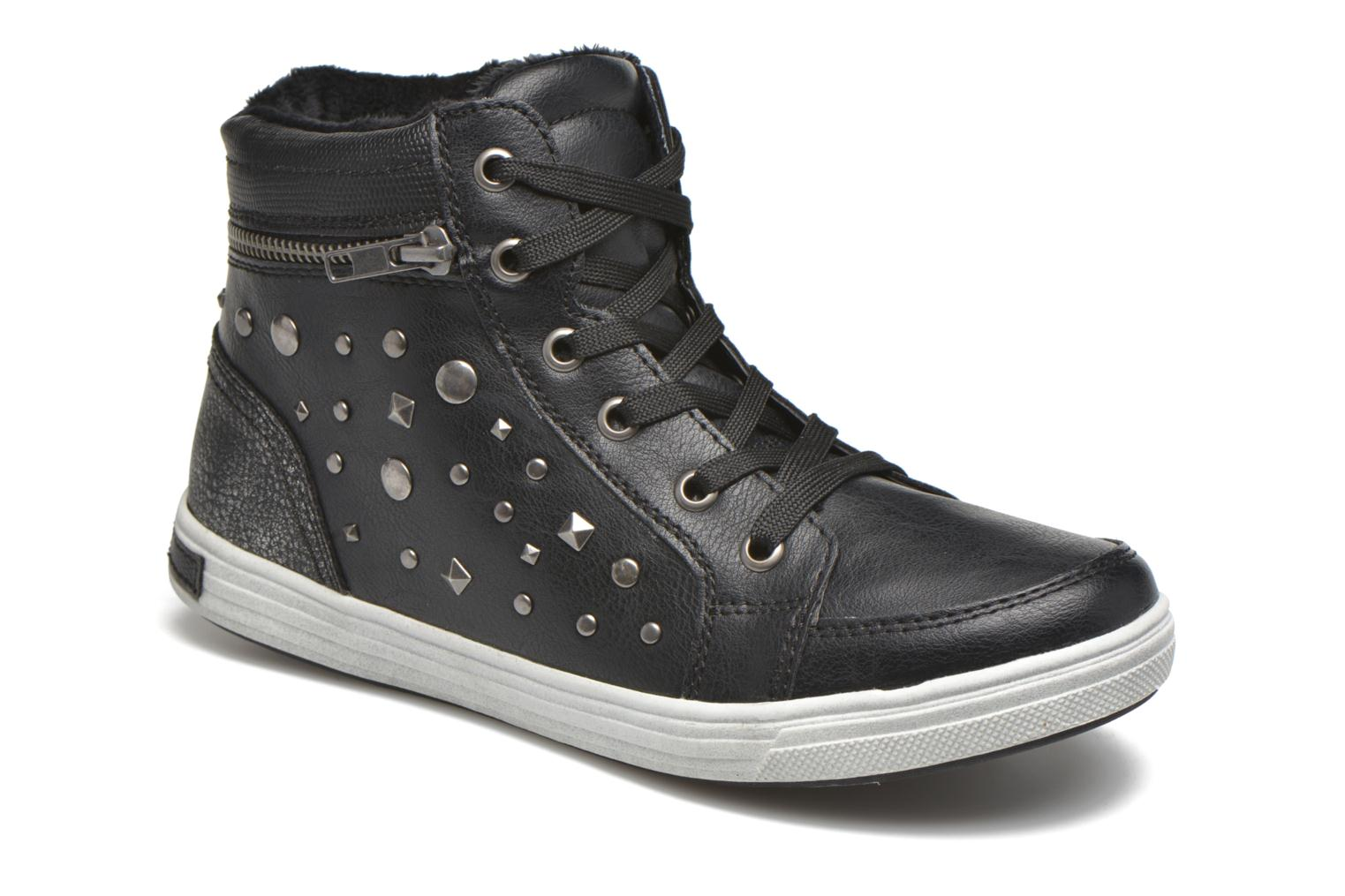 Baskets I Love Shoes SUSKAT Noir vue détail/paire