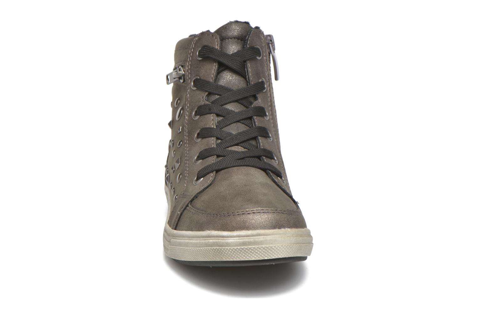 Trainers I Love Shoes SUSKAT Grey model view