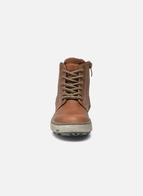 Deportivas I Love Shoes SEPHALO Marrón vista del modelo