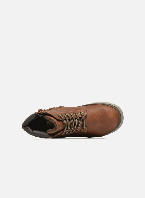 Deportivas I Love Shoes SEPHALO Marrón vista lateral izquierda