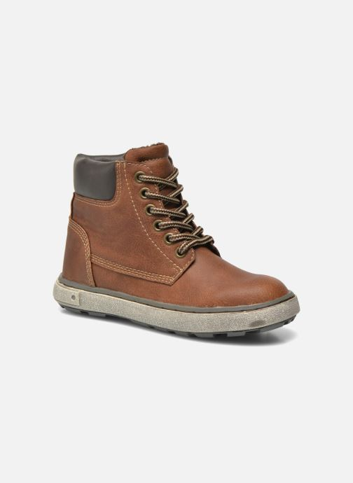 Deportivas I Love Shoes SEPHALO Marrón vista de detalle / par