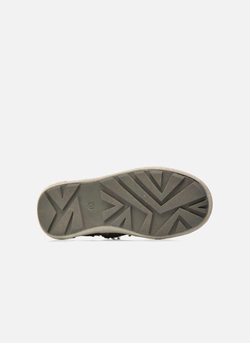 Baskets I Love Shoes SEPHALO Gris vue haut