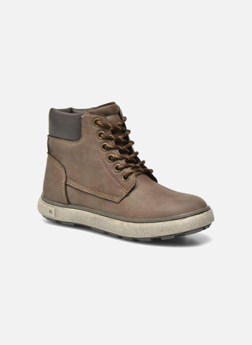 Deportivas I Love Shoes SEPHALO Gris vista de detalle / par