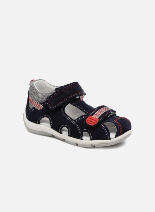 Sandales et nu-pieds Superfit Freddy Bleu vue détail/paire