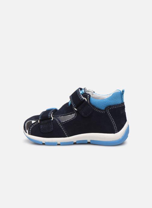 Sandales et nu-pieds Superfit Freddy Bleu vue face