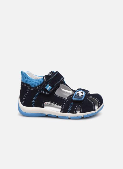 Sandales et nu-pieds Superfit Freddy Bleu vue derrière