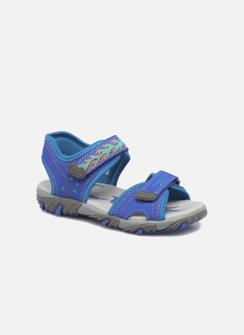Sandales et nu-pieds Superfit Mike Bleu vue détail/paire