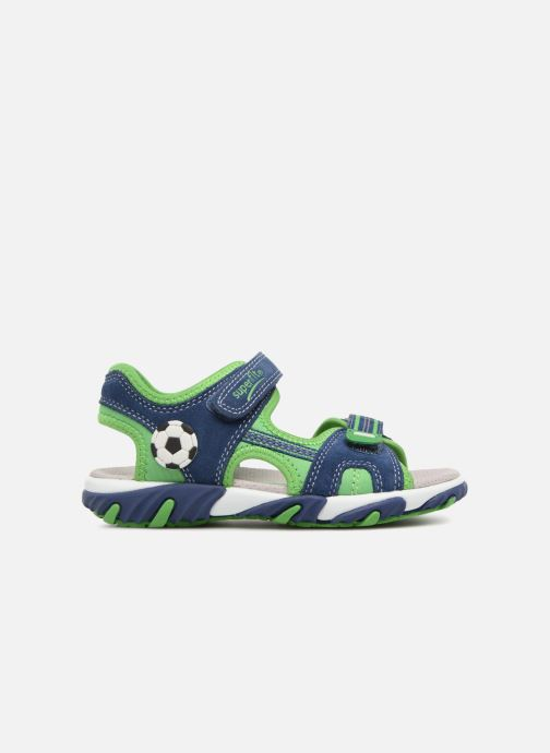 Sandales et nu-pieds Superfit Mike 2 Bleu vue derrière
