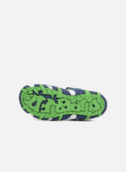 Sandales et nu-pieds Superfit Mike 2 Bleu vue haut