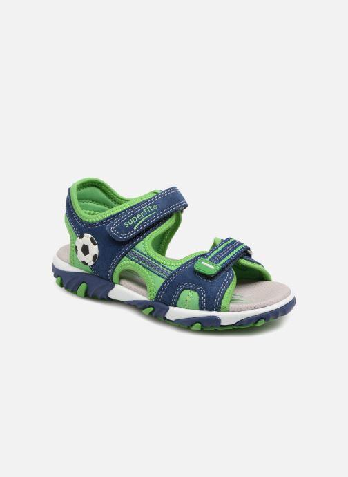 Sandales et nu-pieds Superfit Mike 2 Bleu vue détail/paire