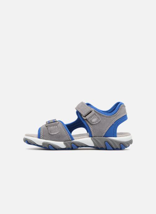 Sandales et nu-pieds Superfit Mike 2 Gris vue face