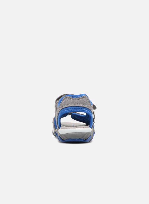 Sandali e scarpe aperte Superfit Mike 2 Grigio immagine destra